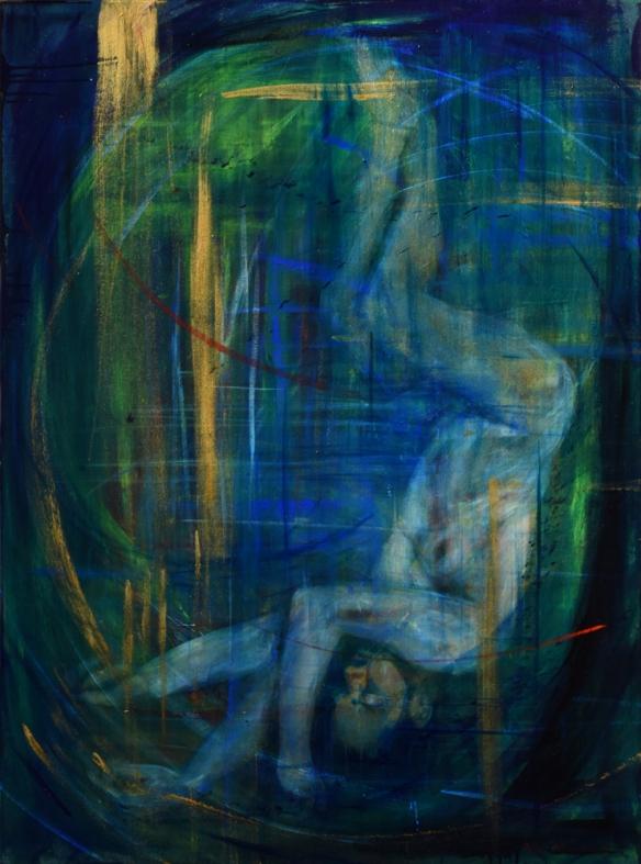 Broken Sleep Richard Causer _ 1380 x 1020mm 2017